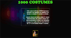 Preview of 1000costumes.fr